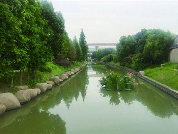 长沙市开福区外夹河流域治理项目