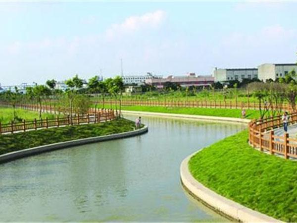 江西上饶河水环境治理工程
